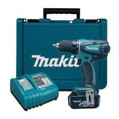 Makita BDF456 (replaces BDF452) 18v Drill Driver + FREE Torch - Sold via FastFix £149.95