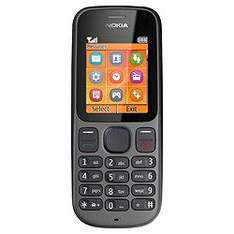 Tesco Mobile Nokia 100 Black 9.00£ pay as you go