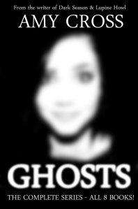 Ghosts: The Complete Series Box Set (All 8 Kindle eBooks) - Free from Amazon