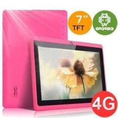 """AMAZON PINK 7"""" Android tablet £47.97"""