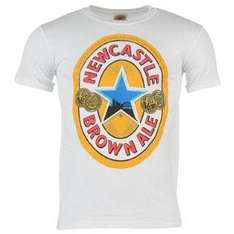Newcastle Brown Ale T-Shirt £4 @ Sports Direct