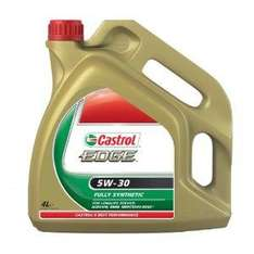 Castrol Edge 5w30 Fully Synthetic Engine Oil 4 L  £28.49 delivered @ Amazon