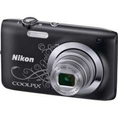 Nikon cool pix S2600 14mp £44.99 @ Argos today only  was £69.99