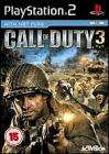 Call Of Duty 3 - PS2 - £22.98 delivered