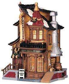 Lemax Christmas Village collectibles half price at Dawsons