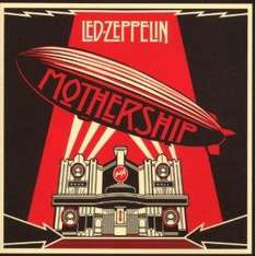 Led Zeppelin - Mothership 2CD : The Very Best of Led Zeppelin [Original recording remastered]   - £3.99 Delivered @ Sainsbury Entertainment