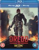 Dredd - 3D & Blu Ray. Sainsburys pre order &12.99