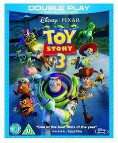 Toy Story 3 2-Disc Blu-ray + DVD £5.49 Delivered FREE in the UK @ AMAZON