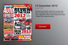 Auto Express - 6 issues free with their free iPad App
