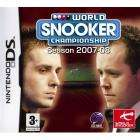 EXPIRED - WORLD SNOOKER CHAMPIONSHIP 2007 DS £8.96 @ Amazon £10.95 Inc. Delivery