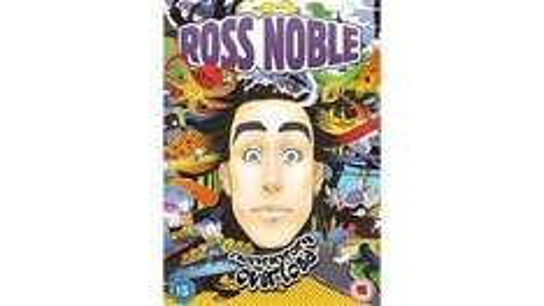 Ross Noble - Nonsensory Overload 3DVD'S £7.00 @ ASDA