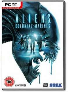 Aliens Colonial Marines Limited Edition - PCDVD - £21.85 delivered @ Simply Games (Preorder)