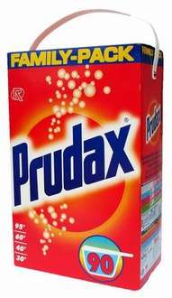 Prudax washing powder - £6 @ Morrisons