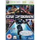 Crackdown (Xbox 360) for £5 + £2.95 Postage or Collect at Store at Wilkinsons