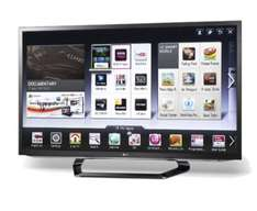 LG 47LM620T 47in LED CINEMA 3D Smart TV for £612.55 with 3% Quidco @ eBuyer with Free Delivery.