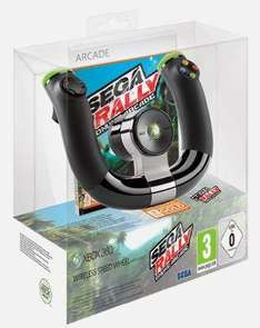 X360 Wireless Speed Wheel + 3 mth gold bundle (possible Sega Rally Download)  £29.95 OR Wheel plus Forza Horizon for £34.96 @ Coolshop