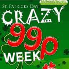 St Patrick's Day - Crazy 99p week @ My Beauty Secrets !