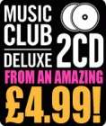 Lots of 2 CD Deluxe greatest hits collections  by Various Artists @ Play.com  £4.99 delivered