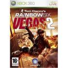 Xbox 360: Tom Clancy's Rainbow Six: Vegas 2 - £34.99