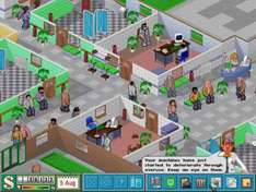 Theme Hospital for £2.99 @ GAME (PC)