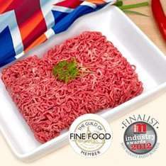 Westin Gourment - 1.5kg of steak mince for £4.70