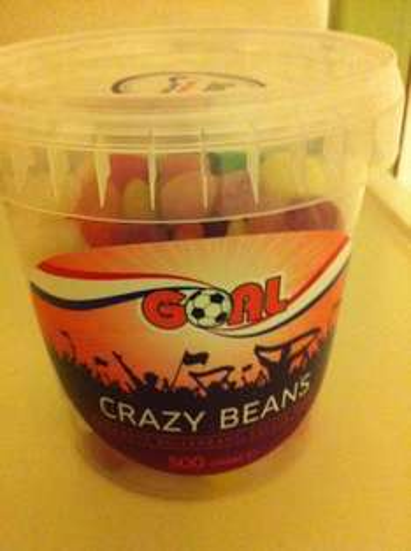 Crazy beans 500g £0.99 @ 99p Store - taste like jelly belly beans