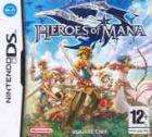 Heroes of Mana [Nintendo DS] from GameStation - £10.99 (+5% TopCashBack)