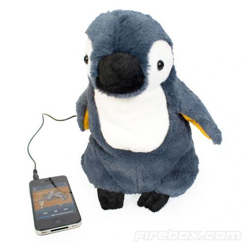 Kuchi-Paku Dancing Penguin / Lion / Polar Bear Animal Speaker £15.59 + P&P firebox.com