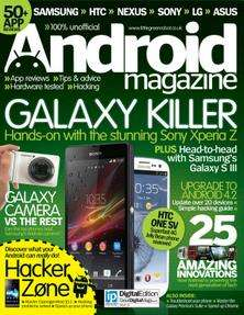 99p for android magazine @ Google play 1st birthday