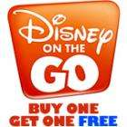 Disney On The GO - 2 For 1 @ BlahDVD starts 4th April