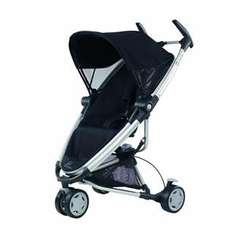 Quinny zapp extra in rocking black only £175 at babyandtoddlerworld.co.uk