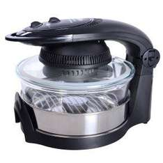 Team CRF3T VisiCook Crisp & Bake 12L Halogen Oven Hot Air and Rotating Rack, Was £109.95, Now £69.99 @ Ebuyer