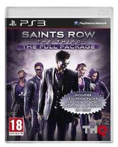 Saints Row The Third: The Full Package PS3 - £13.69 @ Amazon