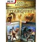 Titan Quest Gold edition (original game and Immortal Throne expansion)