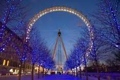2-4-1 on the London Eye (and Madame Tussauds, London Dungeon & London Sealife) with Time Out London