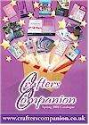 FREE Crafters Companion CD ROM with 800+ designs