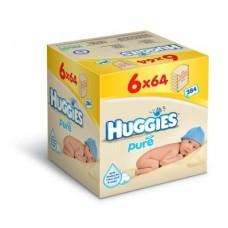 Huggies Pure Baby Wipes. Buy two boxes get one free at Costco. Total of 1152 wipes for £11.97 (VAT included)