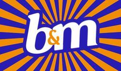 Cat food deals in B&M Stores