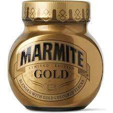 Marmite Limited Edition Gold (250g) £1.50 at FarmFoods