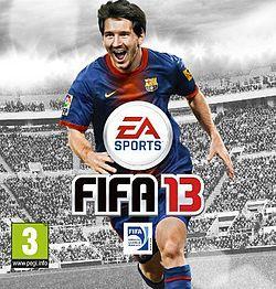 FIFA 13, PC – £6.53 Amazon US  Registers on Origin.