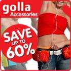 Great Savings On Golla Accessories @ Play.com up to 60% off
