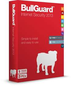 BullGuard Internet Security 2013 3 Months FREE License