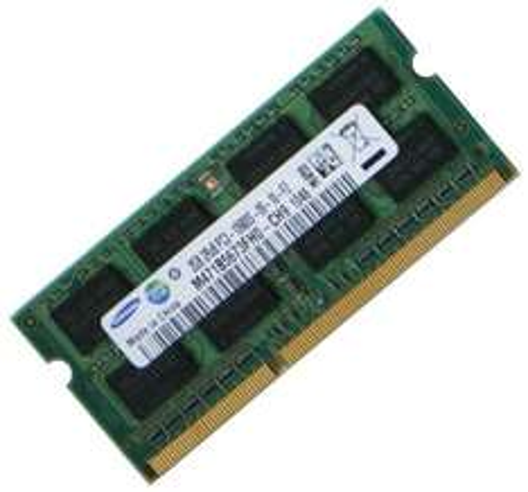 SAMSUNG 2GB SODIMM PC3-12800S DDR3 1600MHZ £4.18 @ Samsung Laptop