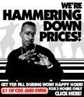 Happy Hour for 3 hours @ CD-WOW! £1 OFF CDs and DVDs