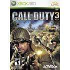 Call of Duty 3 + FREE Call of Duty 2 Faceplate £34.99