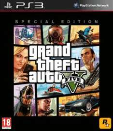 Grand Theft Auto 5: Special Edition (GAME Exclusive) £59.99, £5 OFF with code @ GAME.co.uk