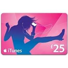 £25 iTunes Gift Card for £20 @ Boots