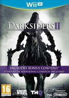 Darksiders II (Wii U) for £9.00 @ The Game Collection