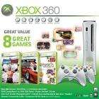 Xbox 360 Console with 3 Games and extra Wireless Controller  - £299.99