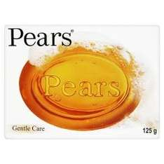 Pears Transparent Soap 125g only 37p and free delivery @Superdrug